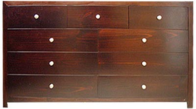 chest of drawers lowboy